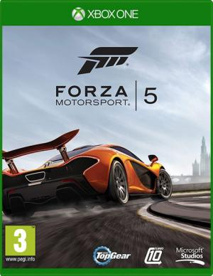 Echanger le jeu Forza Motorsport 5 sur Xbox One