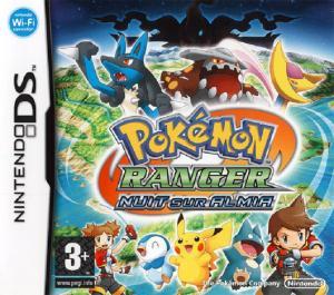 Echanger le jeu Pokemon Ranger : Nuit sur Almia sur Ds