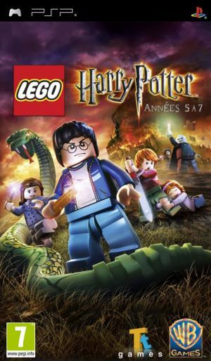 Echanger le jeu Lego Harry Potter : Années 5 à 7 sur PSP