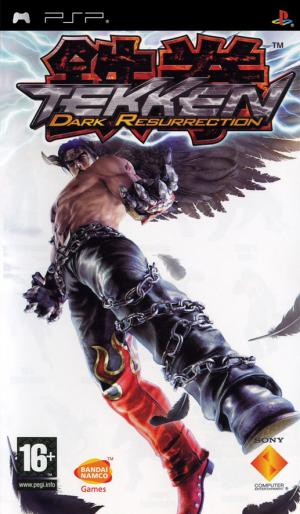 Tekken Dark Resurrection - Gamme Essential - PSP