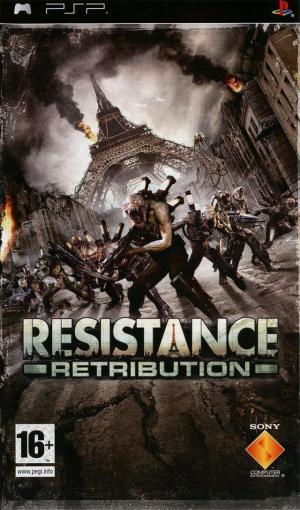 Echanger le jeu Resistance : Retribution sur PSP