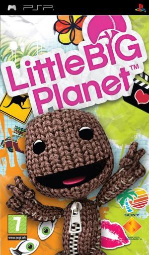 Echanger le jeu LittleBigPlanet sur PSP