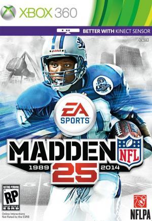Echanger le jeu Madden NFL 25 sur Xbox 360