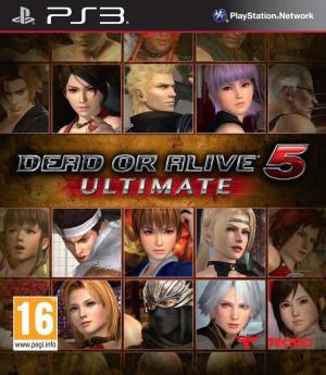 Echanger le jeu Dead or Alive 5 Ultimate sur PS3