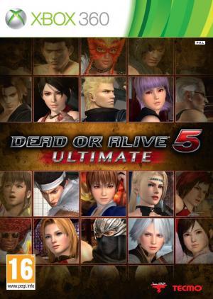 Echanger le jeu Dead or Alive 5 Ultimate sur Xbox 360