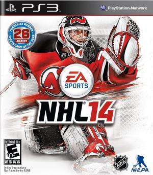 Echanger le jeu NHL 14 sur PS3