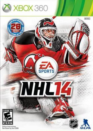 Echanger le jeu NHL 14 sur Xbox 360