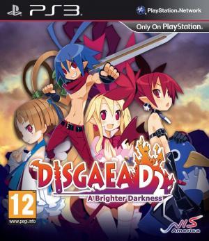 Echanger le jeu Disgaea D2 : A Brighter Darkness sur PS3