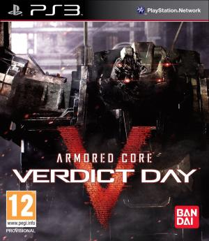 Echanger le jeu Armored Core : Verdict Day sur PS3