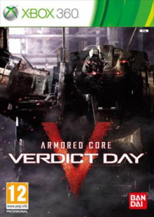 Echanger le jeu Armored Core : Verdict Day sur Xbox 360