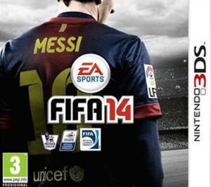 Echanger le jeu FIFA 14 sur 3DS