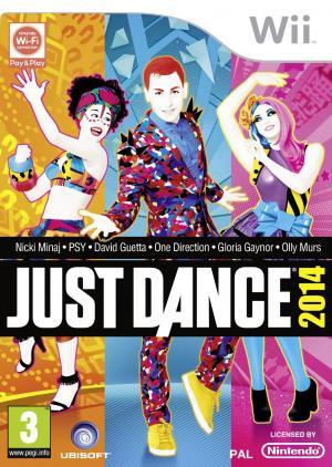 Echanger le jeu Just Dance 2014 sur Wii