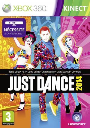 Echanger le jeu Just Dance 2014 sur Xbox 360