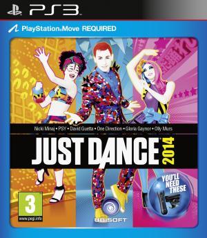 Echanger le jeu Just Dance 2014 sur PS3