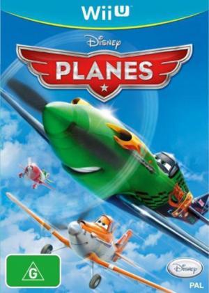 Echanger le jeu Planes sur Wii U