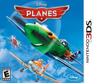 Echanger le jeu Planes sur 3DS