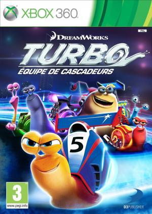 Echanger le jeu Turbo : Equipe de Cascadeurs sur Xbox 360