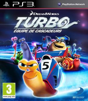 Echanger le jeu Turbo : Equipe de Cascadeurs sur PS3
