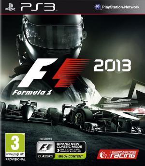 Echanger le jeu F1 2013 sur PS3