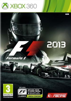 Echanger le jeu F1 2013 sur Xbox 360