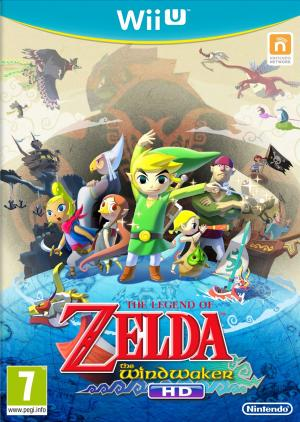 Echanger le jeu The Legend of Zelda : The Wind Waker HD sur Wii U