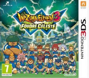 Echanger le jeu Inazuma Eleven 3 : Foudre Céleste sur 3DS