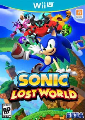 Echanger le jeu Sonic Lost World sur Wii U