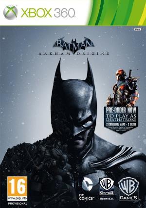 Echanger le jeu Batman Arkham Origins sur Xbox 360
