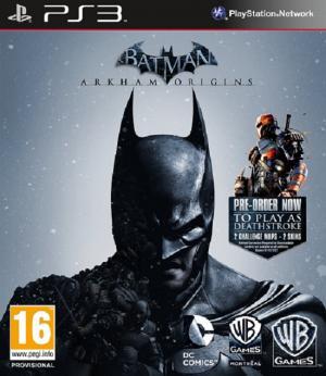 Echanger le jeu Batman Arkham Origins sur PS3
