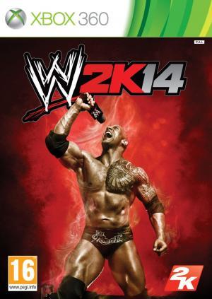 Echanger le jeu WWE 2K14 sur Xbox 360