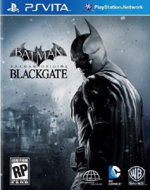 Echanger le jeu Batman Arkham Origins : BlackGate sur PS Vita
