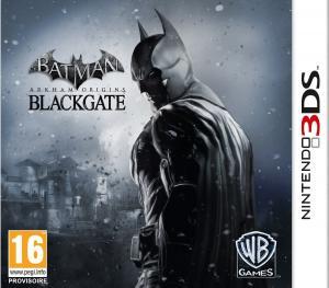 Batman Arkham Origins BlackGate 3DS - Nintendo 3DS
