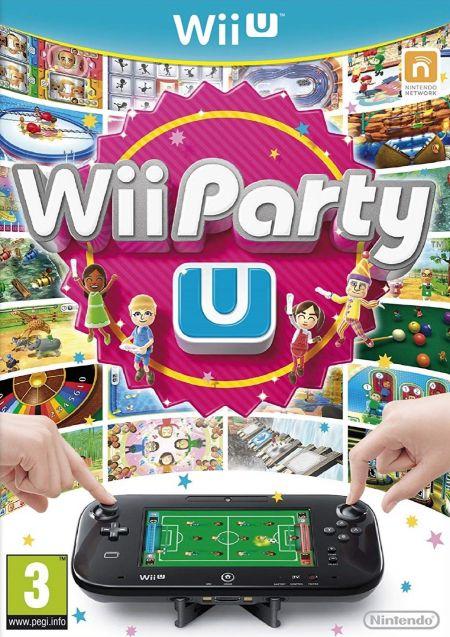 Echanger le jeu Wii Party U sur Wii U