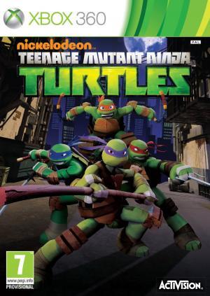Echanger le jeu Teenage Mutant Ninja Turtles : Depuis les ombres sur Xbox 360