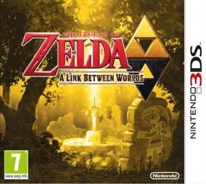 Echanger le jeu The Legend of Zelda : A Link Between Worlds sur 3DS