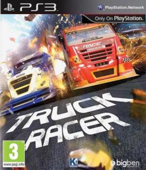 Echanger le jeu Truck Racer sur PS3