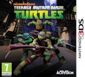 Echanger le jeu Teenage Mutant Ninja Turtles : Depuis les ombres sur 3DS