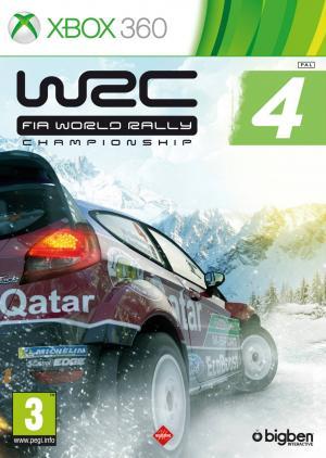 Echanger le jeu WRC 4 sur Xbox 360
