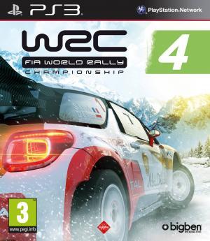 Echanger le jeu WRC 4 sur PS3