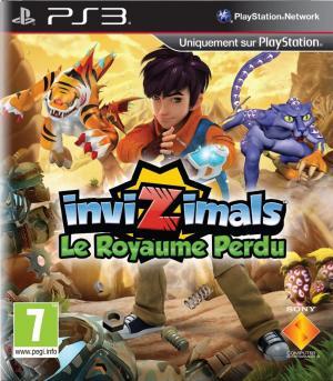 Echanger le jeu Invizimals : Le Royaume Perdu sur PS3