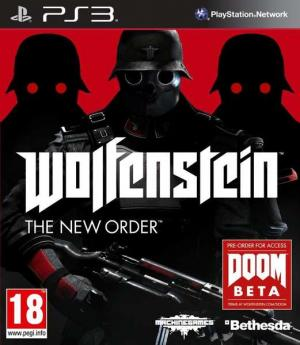Echanger le jeu Wolfenstein : The new order sur PS3