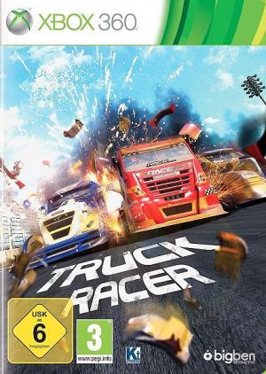 Echanger le jeu Truck Racer sur Xbox 360