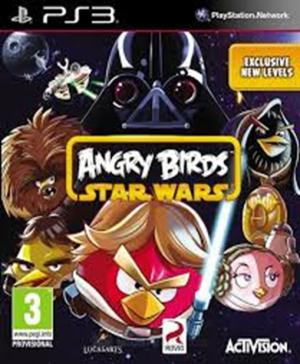 Echanger le jeu Angry Birds : Star Wars sur PS3