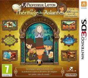 Echanger le jeu Professeur Layton et l'Héritage des Aslantes sur 3DS