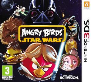 Echanger le jeu Angry Birds Star Wars sur 3DS