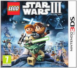 Echanger le jeu LEGO Star Wars 3 : the Clone Wars sur 3DS