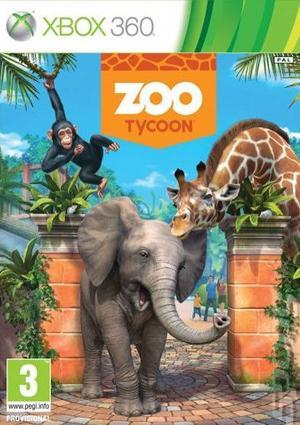Echanger le jeu Zoo Tycoon sur Xbox 360