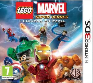Echanger le jeu LEGO Marvel Super Heroes sur 3DS