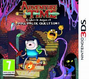 Echanger le jeu Adventure Time : Explore le donjon et pose pas de question ! sur 3DS