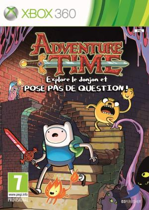 Echanger le jeu Adventure Time : Explore le donjon et pose pas de question ! sur Xbox 360
